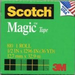 Scotch Brand Invisible Tape