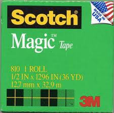 "3M Brings ""Green"" To The Scotch Tape Market"