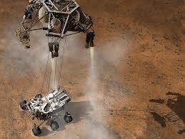 Special Tape Protects Curiosity's Electronics On Mars Mission