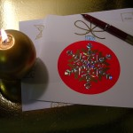 picture of christmas card for allabouttape.com