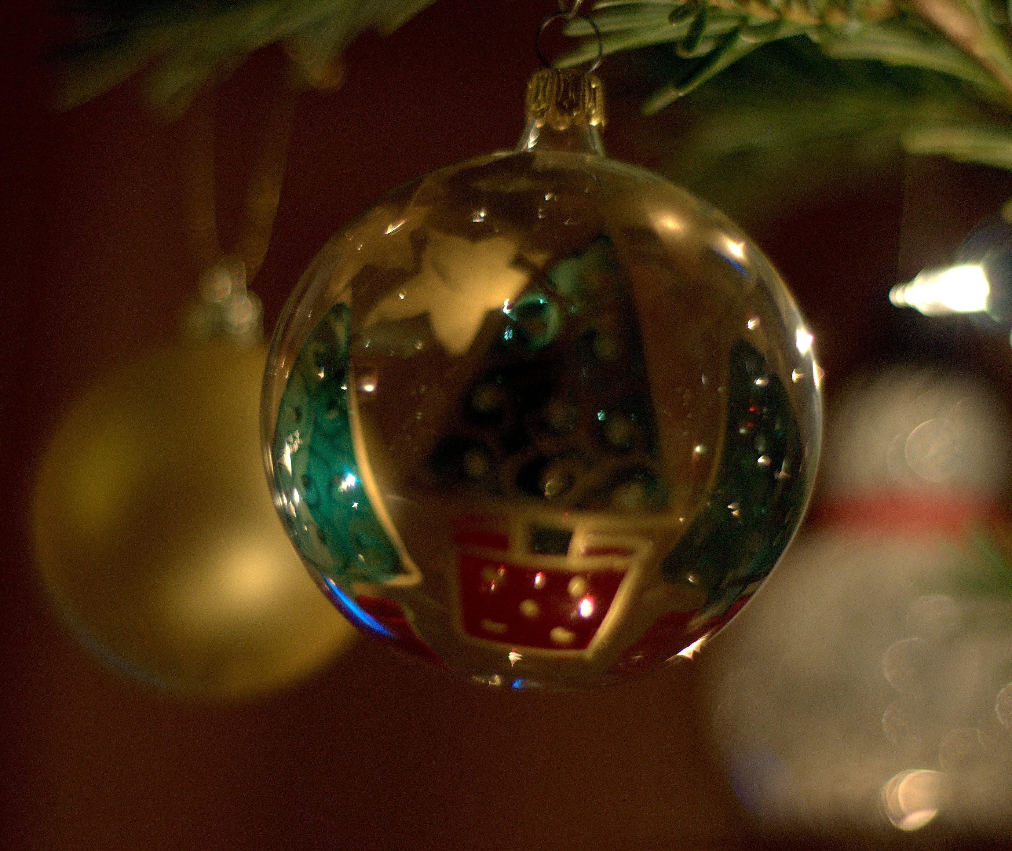 Washi Wall Christmas Tree