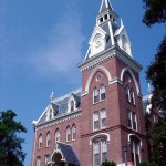picture of college building for allaboutape.com