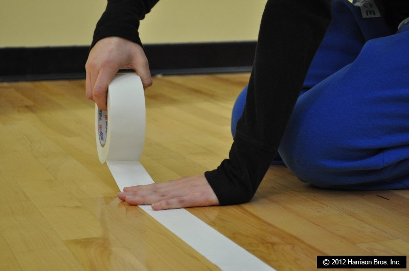 Why Synthetic Adhesives Are Best For Floor Marking